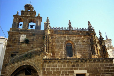 Exterior de la Capilla de San Juan