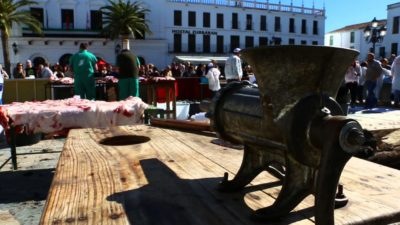 Matanza en la Plaza Mayor