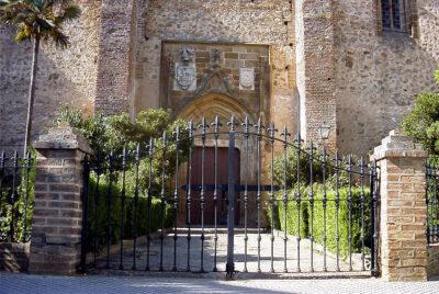 Portada principal de Santiago