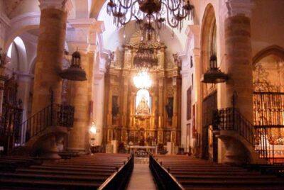 Iglesia Mayor de Nuestra Señora de la Granada