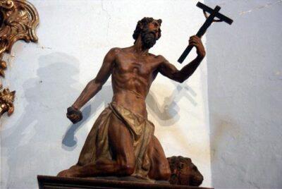 San Jerónimo Penitente de Martínez Montañés