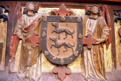 Sepulcro de La Iglesia De Santiago