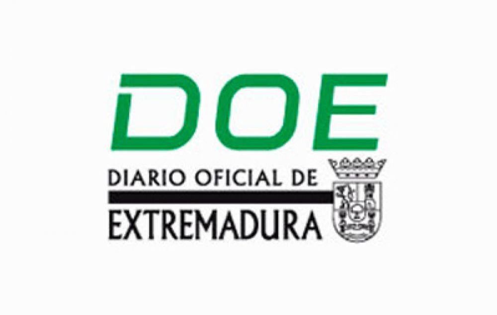 Diario Oficial de Extremadura