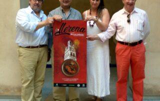 presentación en Badajoz Llerena, Monumento Gastronómico 2018