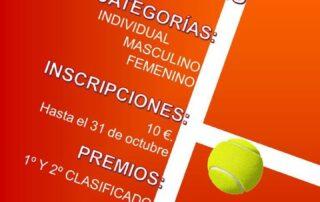 liga de invierno de tenis