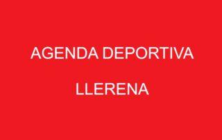 AGENDA DEPORTIVA LLERENA