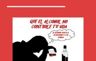 semana prevención alcohol 2018 en Llerena