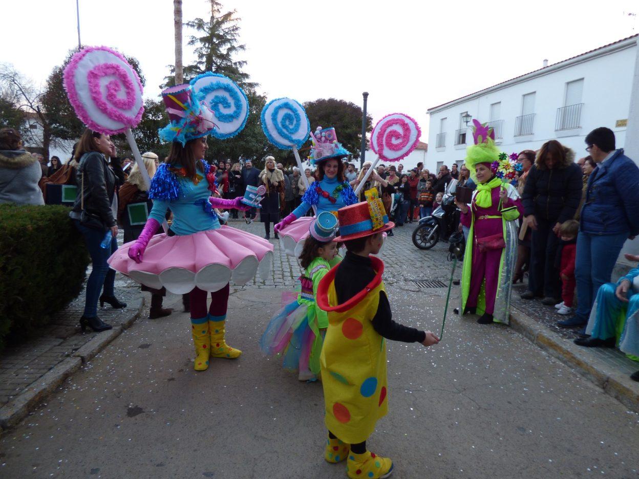 carnaval llerena