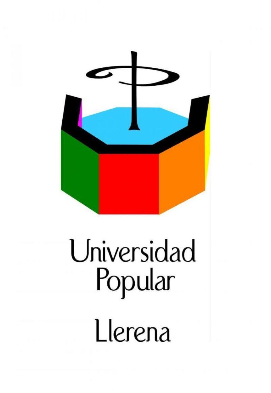 universidad popular llerena logo