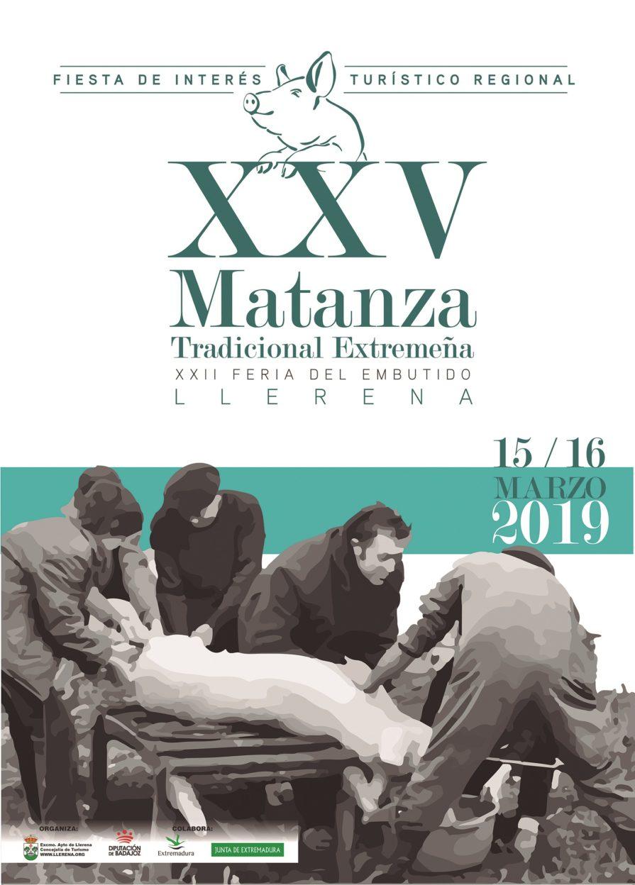 cartel matanza llerena 2019