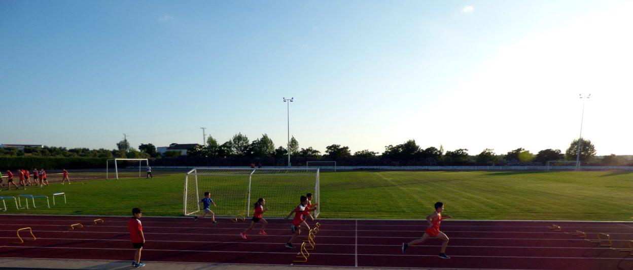 clausura en Llerena temporada club de atletismo Almendralejo